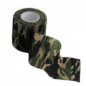 Fita adesiva Camo tape Reutilizável - Bravo
