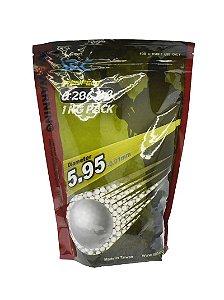 Esferas plásticas BBs SRC Perfect 0.28g - 3570 un