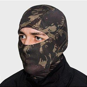Balaclava snipers Snake Bravo - Camuflado Selva