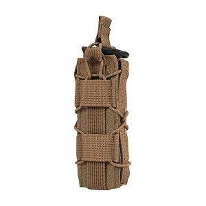 Bolso modular Bravo Gear porta magazine de Pistolas - Coyote