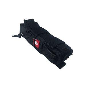 Bolso modular Bravo Gear porta magazine de Pistolas - Preto