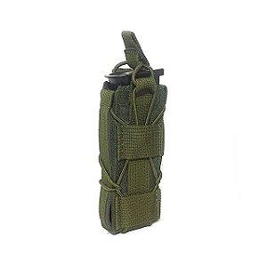 Bolso modular Bravo Gear porta magazine de Pistolas - Verde oliva