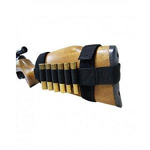 Porta munição de coronha - Cal. 12 e 16