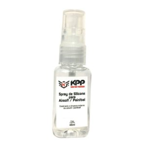 Spray óleo de silicone 40ml - KPP