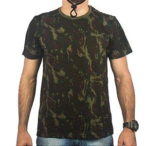 Camiseta camuflada Selva - Bravo