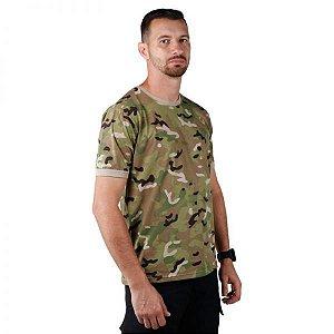 Camiseta Soldier Bélica - Multicam