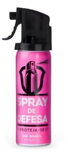 Spray de defesa pessoal extra forte ANL - Linha ELA 50g