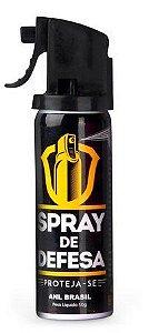 Spray de defesa pessoal extra forte ANL - Linha Guardião 50g