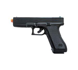 Pistola de airsoft G7 KWC Spring (Glock G17) - Cal. 6mm