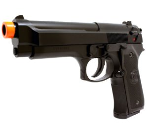 Pistola de airsoft M92 KWC Spring - Cal. 6mm