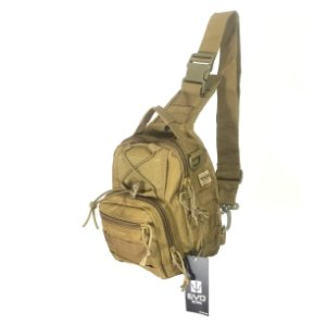 Bolsa tática Shoulder Bag UCB Pentagon EVO Arms - Coyote