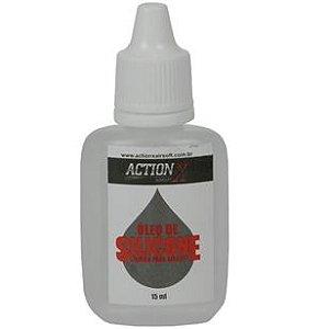 Óleo de silicone líquido Action-X 15Ml