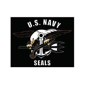 Adesivo U.S NAVY SEALS