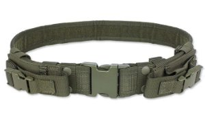 Cinto Condor Tactical C/ porta magazine - Verde oliva