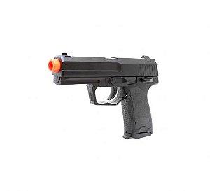 Pistola de airsoft ZM20 Compact Cyma Spring Full metal - Cal. 6mm + 1000 BBs BB King 0,12g