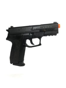 Pistola de airsoft Sig Sauer SP2022 Cybergun á gás CO2 Slide metal (GNBB) - Cal. 6mm
