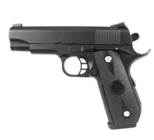 Pistola de airsoft spring 1911 Vigor Full metal - Cal. 6mm