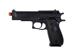 Pistola de airsoft Beretta M92 Saigo á mola (Spring) - Cal. 6mm