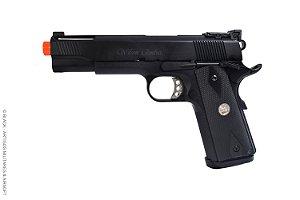 Pistola de airsoft 1911 R30 Wilson Combat Army armament á gás (GBB) Blowback/Full metal - Cal. 6mm