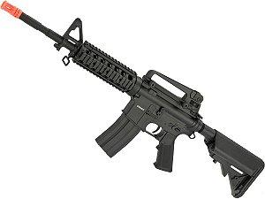 Rifle de airsoft elétrico AEG CYMA M4A1 RIS CM507 - Cal. 6mm