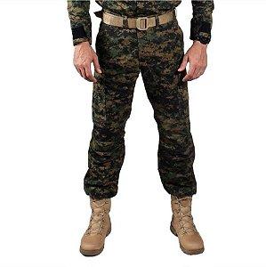 Calça tática camuflada Combat Bélica - Marpat