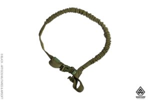 Bandoleira Sling 1 ponto Warfare - Verde oliva