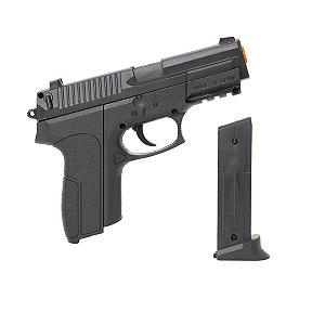 Pistola de airsoft á mola (Spring) S2022 Vigor - Cal. 6mm