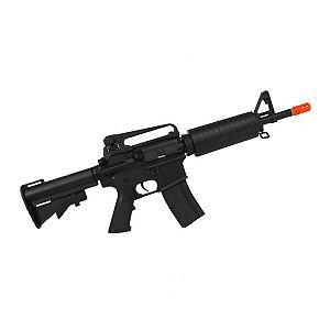 Rifle de airsoft elétrico AEG Jing Gong M4 (M4-4005MG) - Cal. 6mm