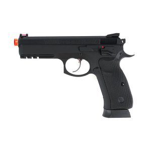 Pistola de airsoft CZ SP-01 Shadow ASG GBB Blowback Full metal - Cal. 6mm