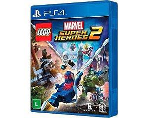 LEGO MARVEL SUPER HEROES 2 - PS4