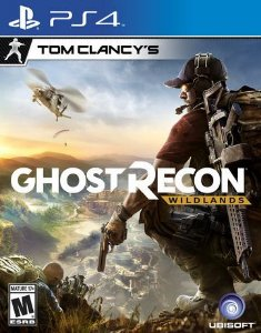 Tom Clancy's: Ghost Recon Wildlands - PS4