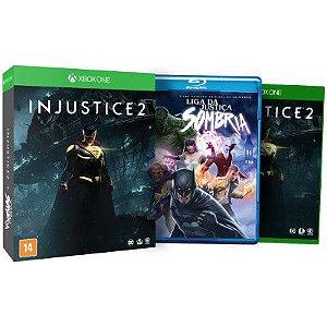 Injustice 2 - Edição Limitada - Xbox One