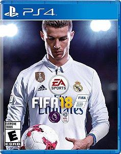 FIFA 18 (Pré-venda) - PS4