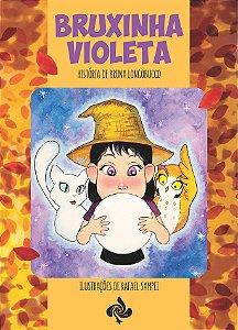 Bruxinha Violeta (Bruna Longobucco)