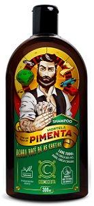 Shampoo Masculino Hortelã e Pimenta