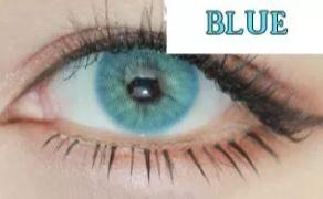 Lente Natural Aurora Blue