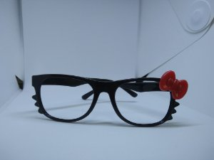 Armação Hello Kitty (Óculos sem lente)