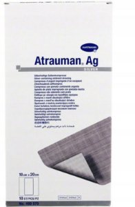 Curativo Atrauman AG 10x20 cm unidade - Hartmann
