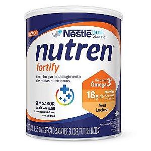Nutren Fortify - Na compra de 2 latas ganhe 15% de desconto na segunda unidade