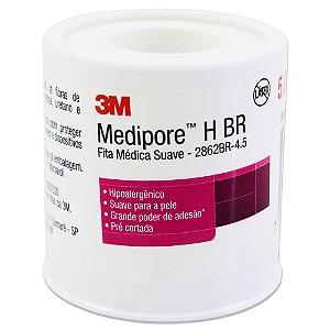 Fita Medipore 2,5x4,5cm 3M