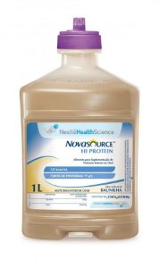Novasource HI Protein Sistema Fechado - Caixa com 6 Litros