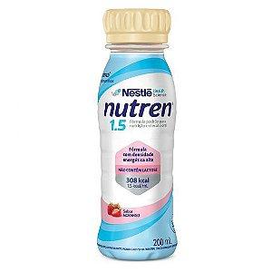 Nutren 1.5 Morango - 200 ml