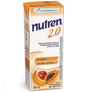 Nutren 2.0 Vitamina de Frutas - 200 ml