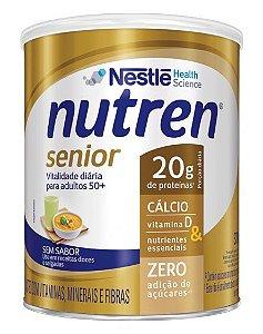 Nutren Senior Pó Sem Sabor - 370 g