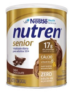 Nutren Senior Pó Sabor Chocolate - 370 g