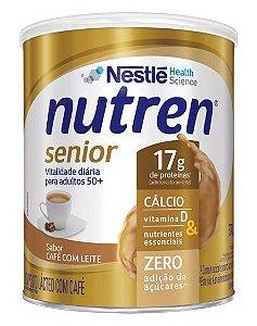 Nutren Senior Pó Sabor Café com Leite - 370 g