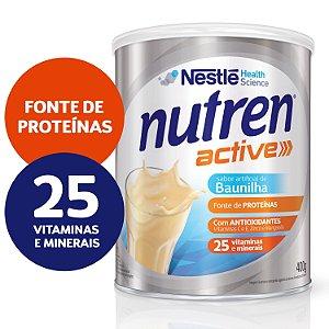 Nutren Active Baunilha - 400 g