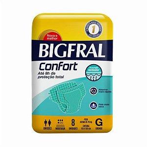 Fralda Bigfral Confort Tamanho G
