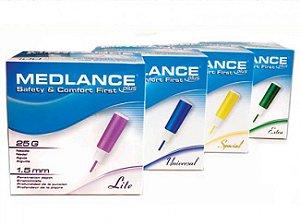 Lanceta Medlance Plus