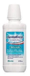 Dental Fresh Antisséptico Bucal Tripla Ação - 250ml